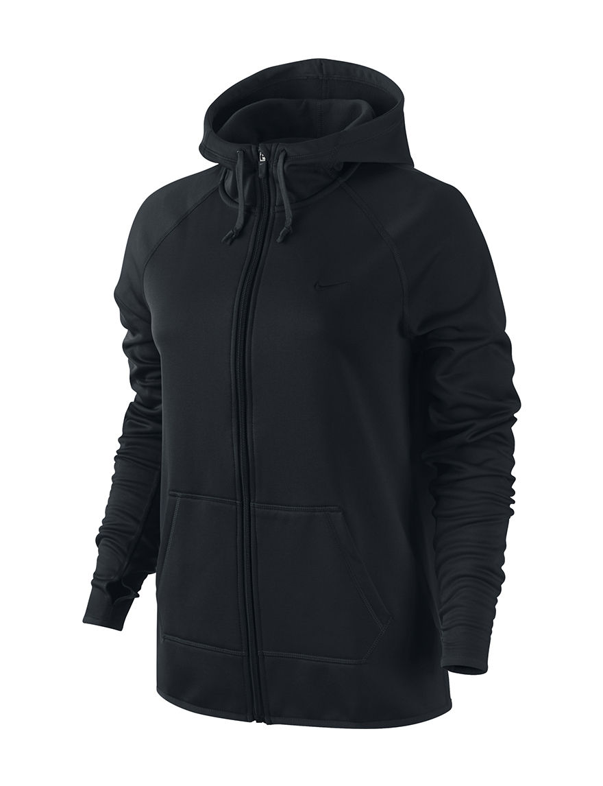 Nike Black Lightweight Jackets & Blazers