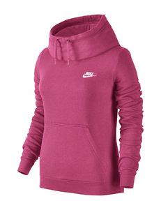 Nike Pink Lightweight Jackets & Blazers