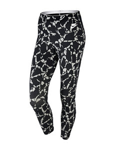 Nike Crackle Printed Leggings