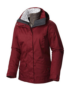 Columbia Pink Lightweight Jackets & Blazers Rain & Snow Jackets