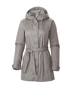 Columbia Plus-size Pardon My Trench Coat