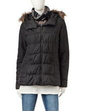 Columbia Sparks Lake Faux Fur Quilted Jacket