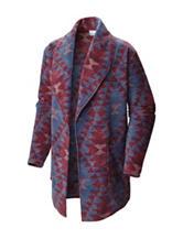 Columbia Benton Springs Aztec Cardigan Jacket
