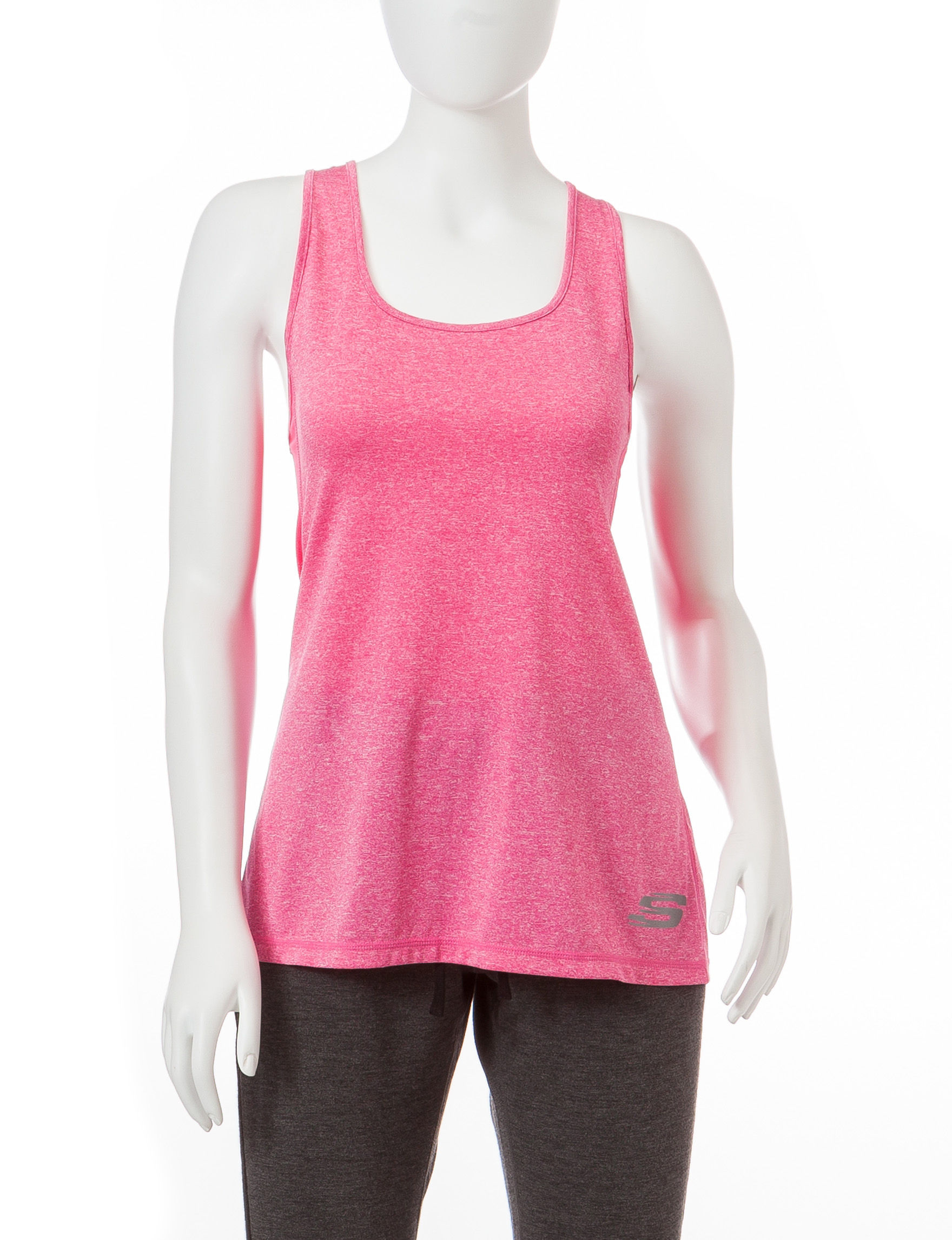Skechers Raspberry Tees & Tanks