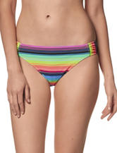 In Mocean High Tech Rainbow Bikini Swim Bottoms