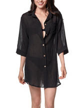 Wearbout Big Shirt Swim Cover Up