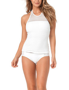 Anne Cole White Tankini