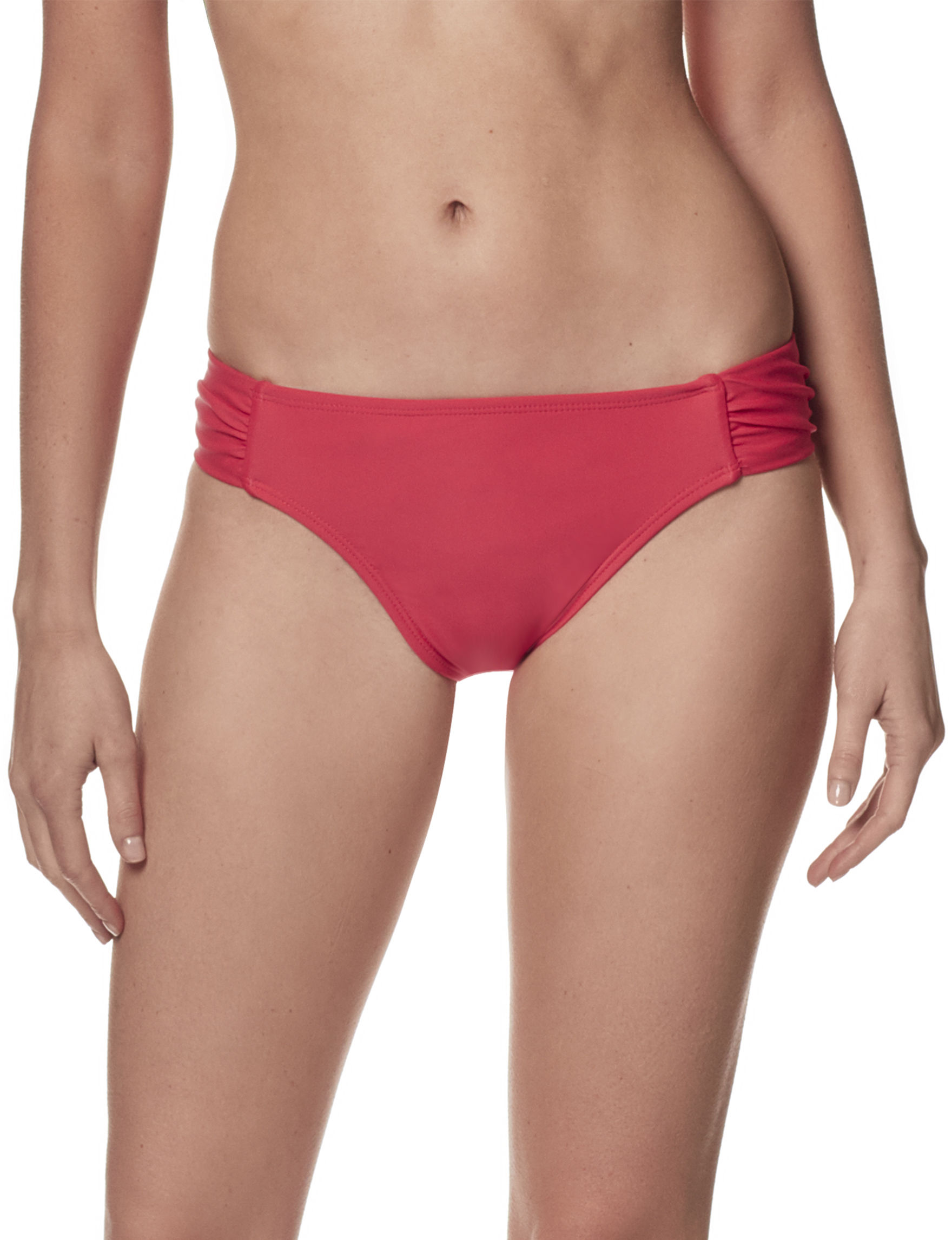 Christina Coral Swimsuit Bottoms Hipster