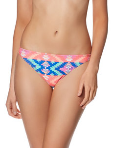 In Mocean Tribal Print Hipster Swim Bottoms