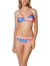 In Mocean Tribal Print Bikini Swim Top