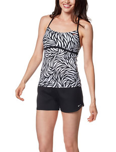 Nike® Current Tankini Swim Top