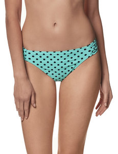 In Mocean Capri Dot Hipster Swim Bottoms