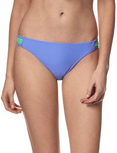 In Mocean Purple Swimsuit Bottoms Hipster