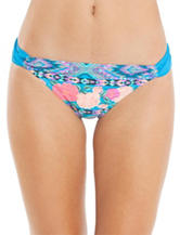 Polka Dot Gypsy Dream Hipster Swim Bottoms