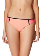 In Mocean Sundance Neon Color Block Hipster Swim Bottoms