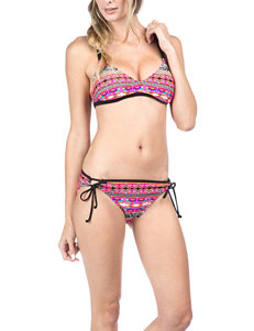 Hobie What's Knot To Like Bralette Swim Top