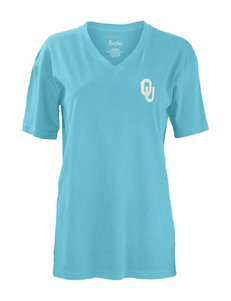 University of Oklahoma Knotty Tide Top