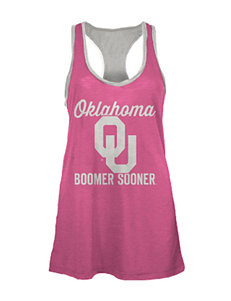 University of Oklahoma Fresno Tank Top
