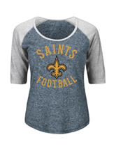 New Orleans Saints Champion Raglan Top