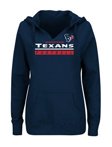 Houston Texans Navy Determination Hoodie