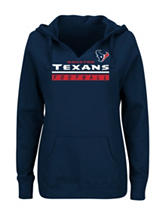Houston Texans Navy Determination Hoodie