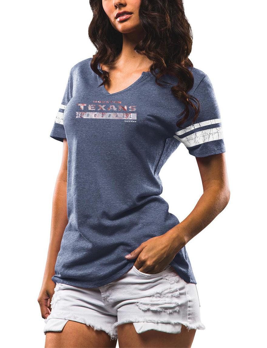 VF Imagewear Navy / White Tees & Tanks NFL