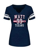 Houston Texans JJ Watt Performance Jersey Top
