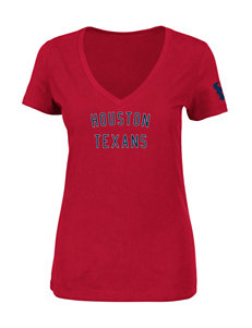 Houston Texans Bright Red Top