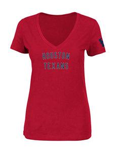 VF Imagewear Bright Red Tees & Tanks NFL