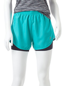 RBX Embossed Compression Running Shorts