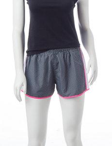 RBX Color Block Compression Athletic Shorts