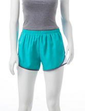 RBX Color Block Woven Running Shorts