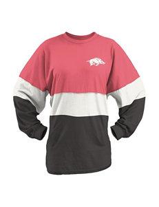 NCAA Red Multi Tees & Tanks NCAA