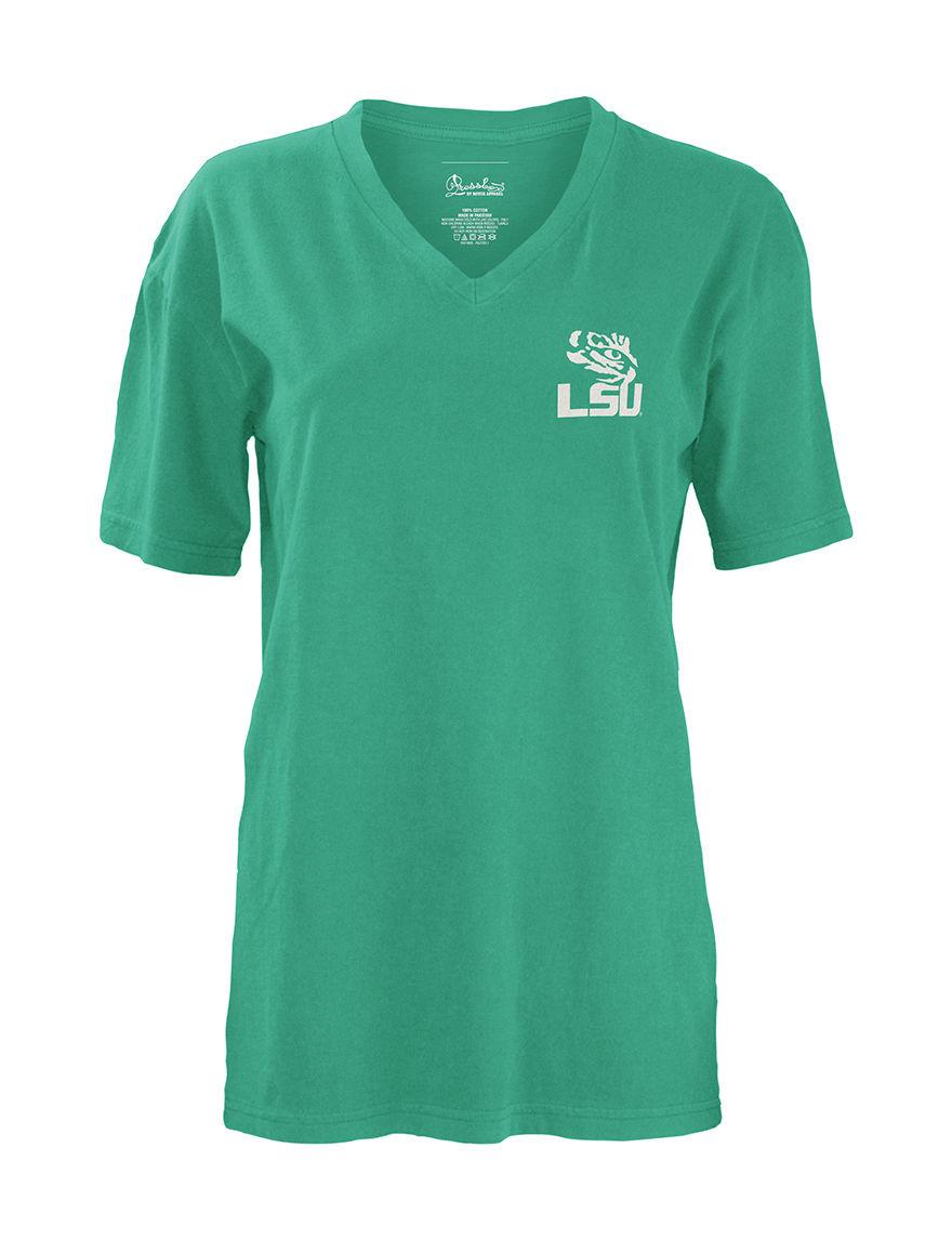 NCAA Seagreen Shirts & Blouses Tees & Tanks NCAA