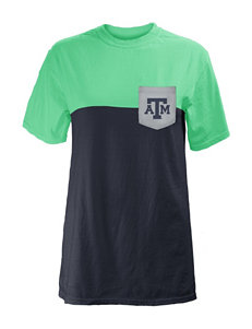 Texas A&M May Color Block Top