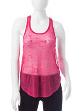 Steve Madden Easy Fit Racerback Tank Top