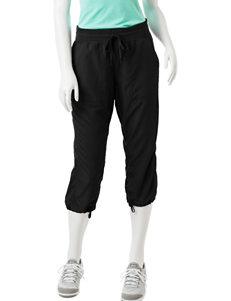 RBX Active Black Zumba Capri Pants