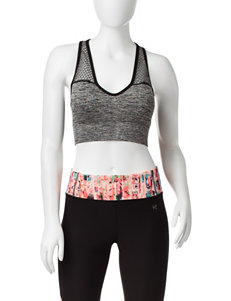 H2 Hannah Performance Charcoal Camisoles & Tanks