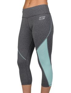 Skechers® Play Color Block Capri Leggings
