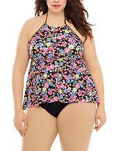 Costa Del Floral Plus-size Collection