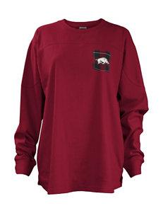 NCAA Red Tees & Tanks NCAA