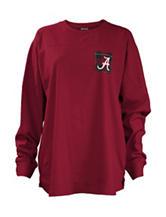 University of Alabama Buffalo Plaid Top