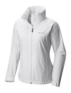 Columbia White Rain & Snow Jackets
