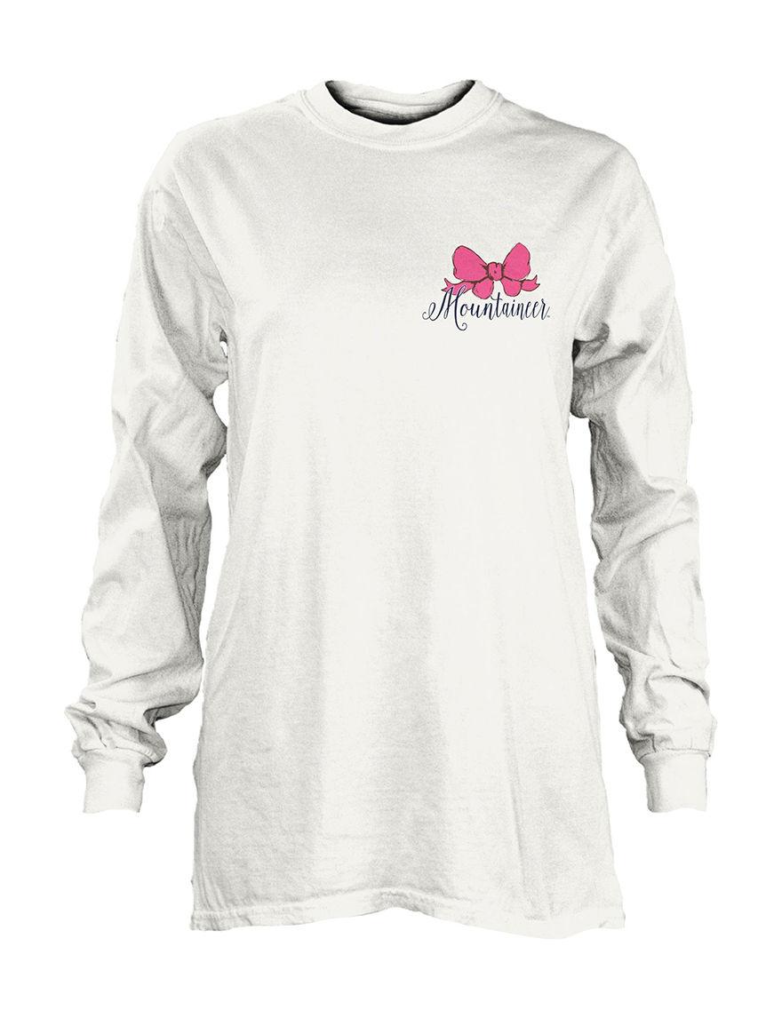 NCAA White Shirts & Blouses Tees & Tanks NCAA