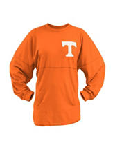 University of Tennessee Scotch Plaid Sweeper Top