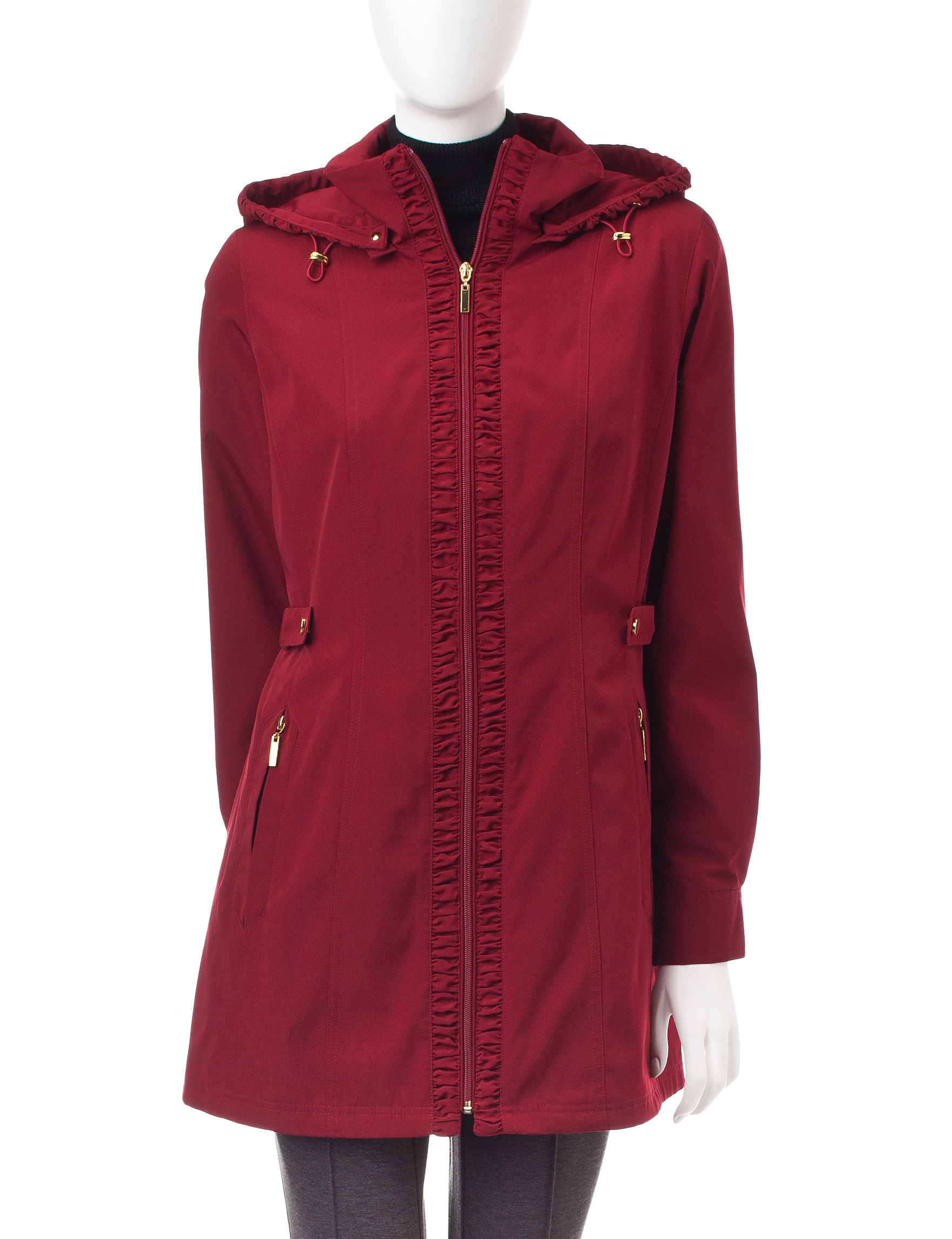 Gallery Red Peacoats & Overcoats