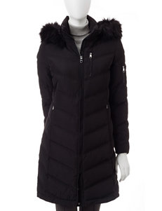 Calvin Klein Long Down Coat