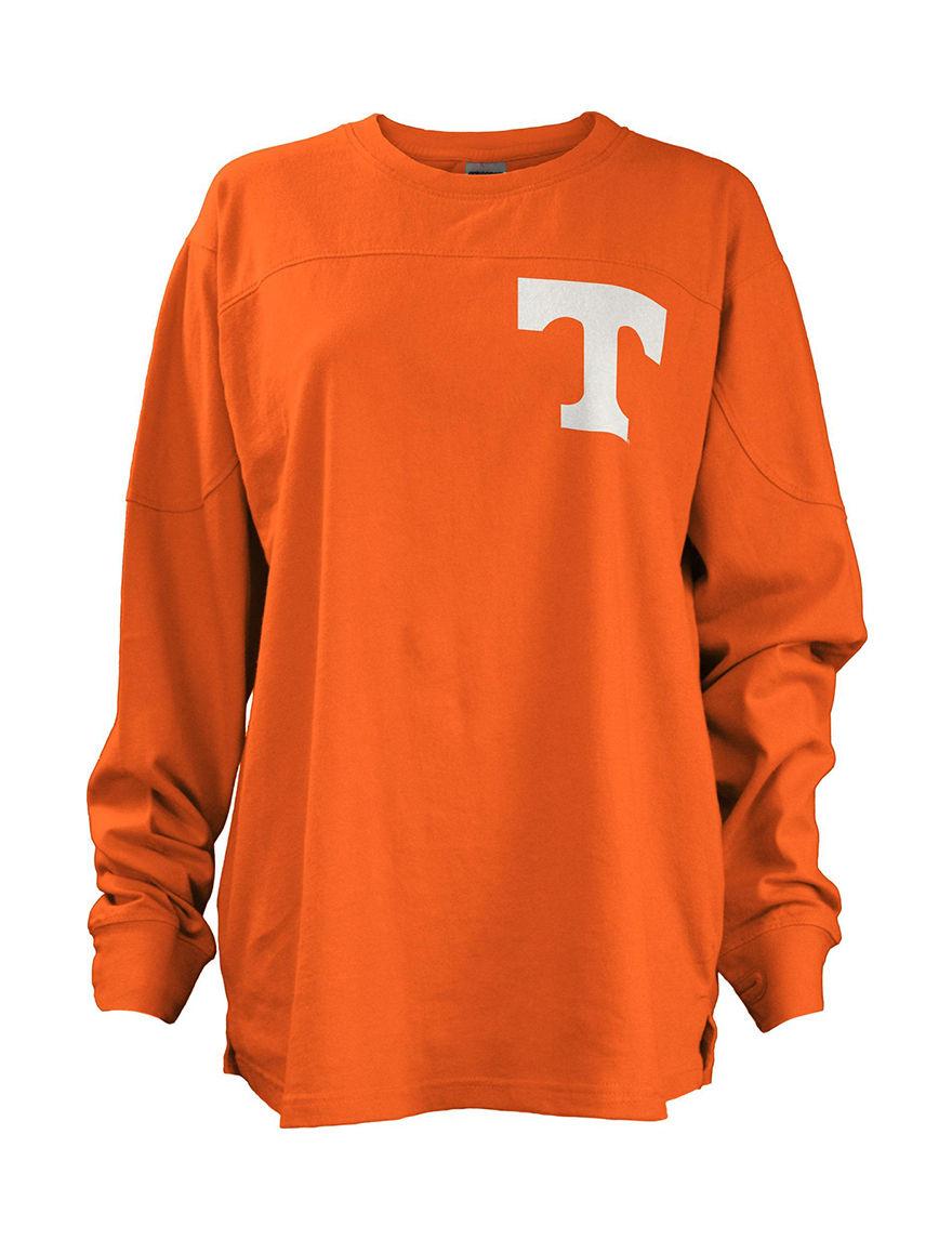 NCAA UT - Burnt Orange Pull-overs Shirts & Blouses Tees & Tanks NCAA
