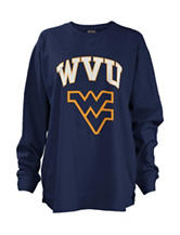 West Virginia University Old West Top