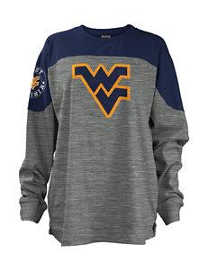 NCAA Navy / Grey Pull-overs Shirts & Blouses NCAA